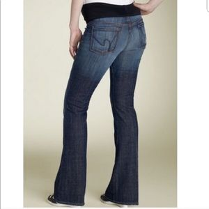 COH Maternity Denim Jeans Belly Panel Bootcut
